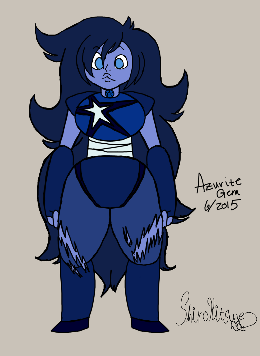 Featured image: Gemsona Azurite
