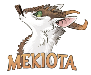 Mekiota Badge