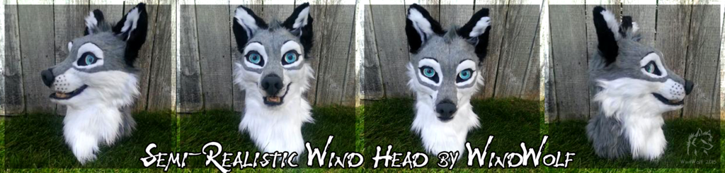 Semi-Realistic Wind Head