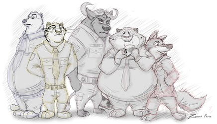Zootopia Police