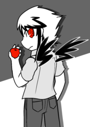Probably a Rotten Apple