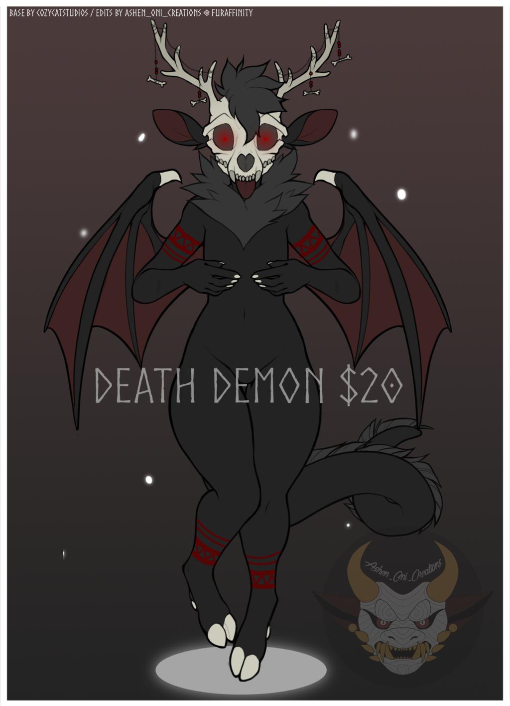 Adopt - Demon #2 - SOLD