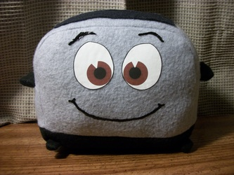 Brave Little Toaster plush