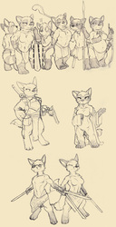 INA - More Characters!