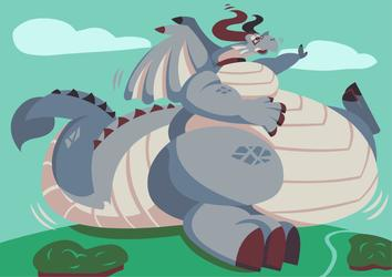 KaiJune Dragon by Kit Sovereign