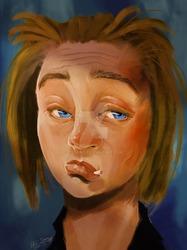 Self Portrait--What?
