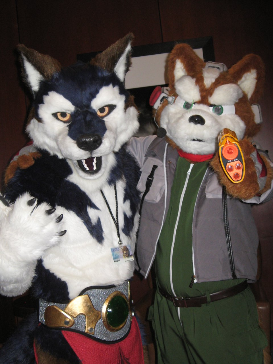 FWA 2013 - Fox McCloud and Maglot