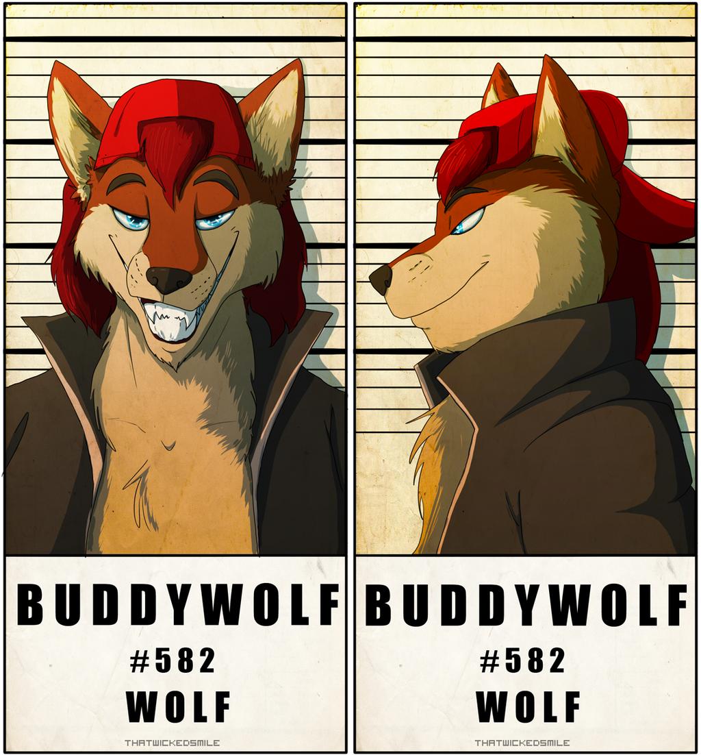 Police Line up - BuddyWolf