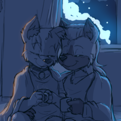 """""""Its cold outside..."""""""