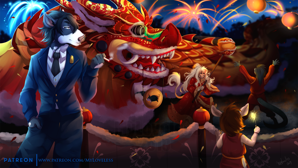 January 2019 ||Happy Chinese New Year!