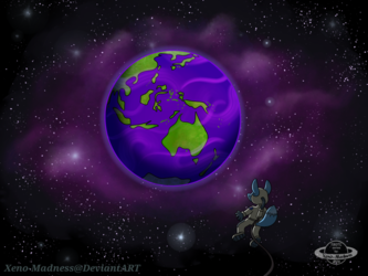 (Intro) A Majestic View of the planet TBOTC
