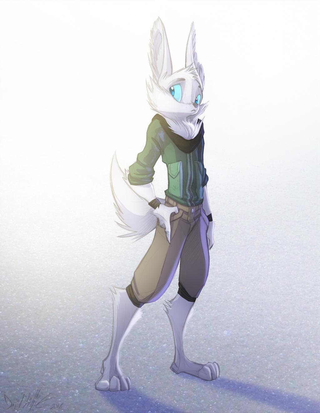 Arctic Fox OC