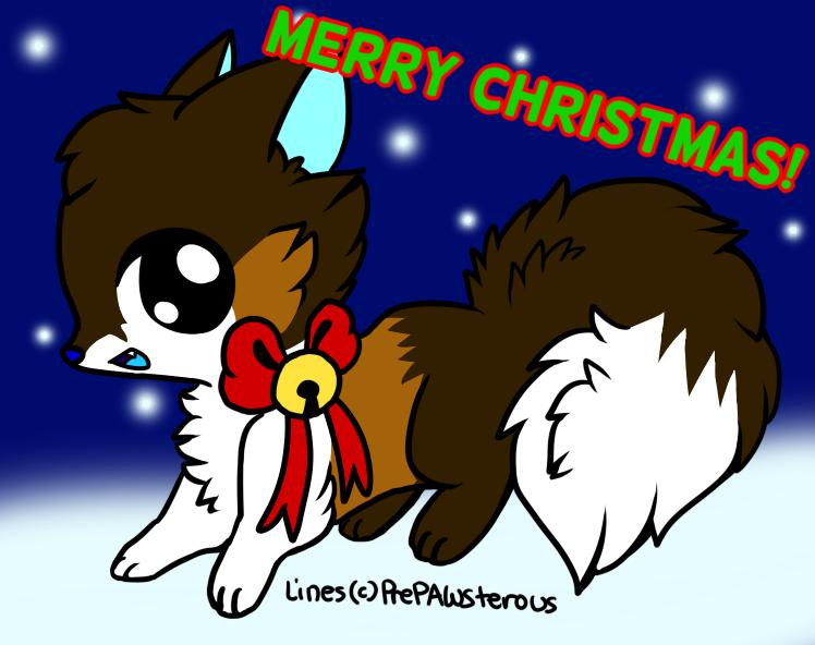 Christmas Vixen