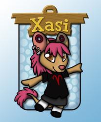 Animal Crossing Badge - Xasi