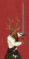 Claymore Deer