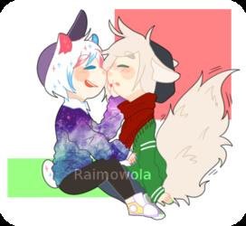Leme kiss you in public