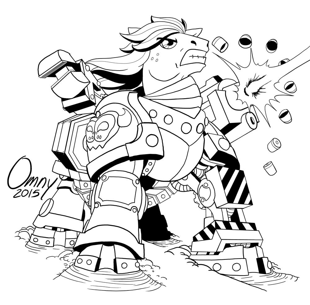Chaos Legion Big Macintosh (for sfaccountant)