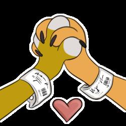 Solo Sticker: Koinu
