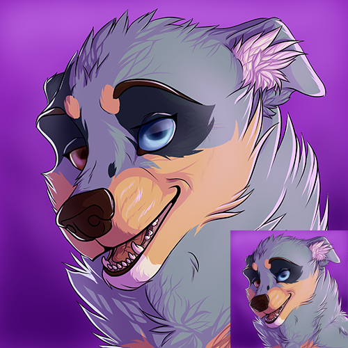 Icon Commission Example