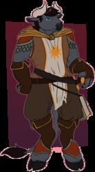 Sunwalker Drenaius