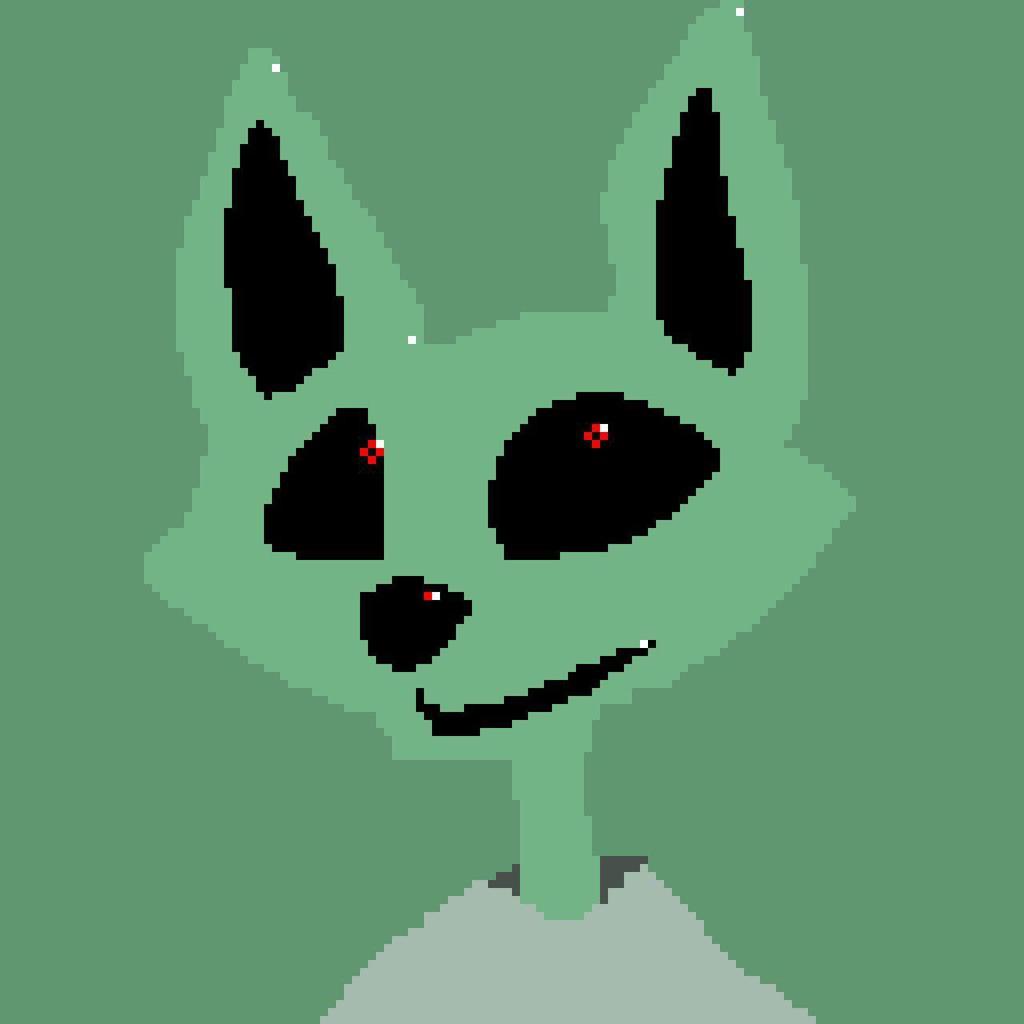 Pixel Art : Rando