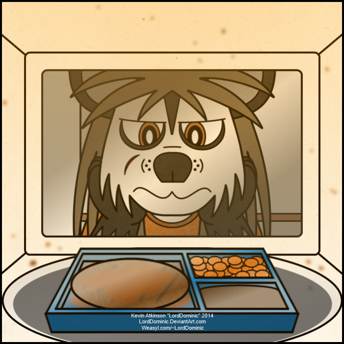 Microwave Mystery Meal (2014)