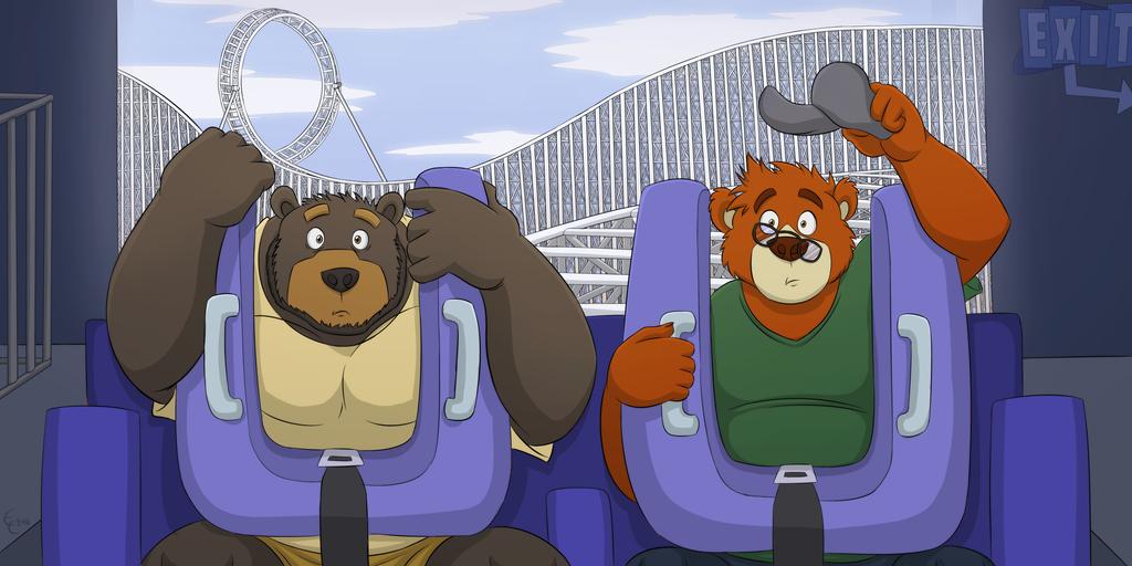 [C] 2 Bears and a Coaster