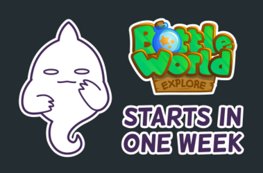 Join now - BW:E starts in one week!