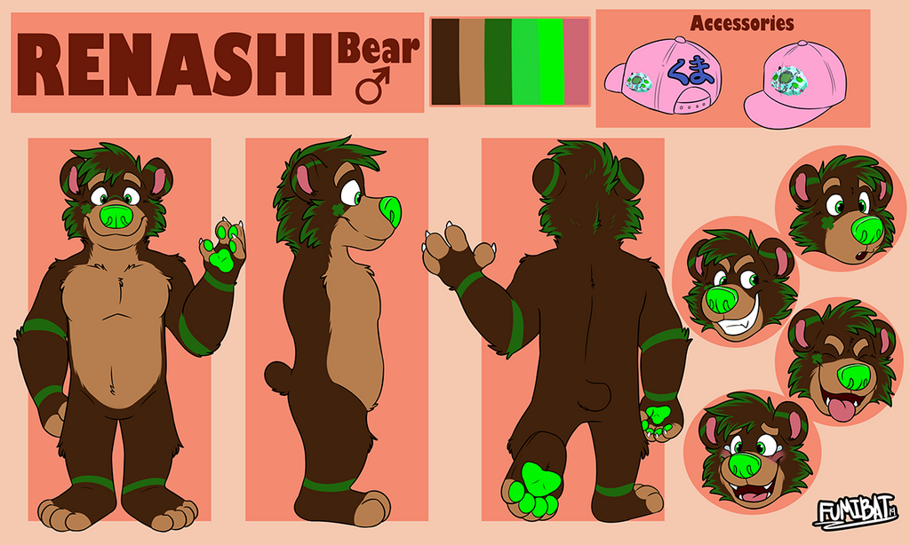 Most recent image: Renashi bear