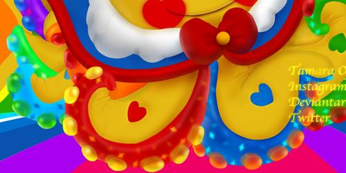(OPEN) AUCTION: Octaria, Queen of Colours + BONUS