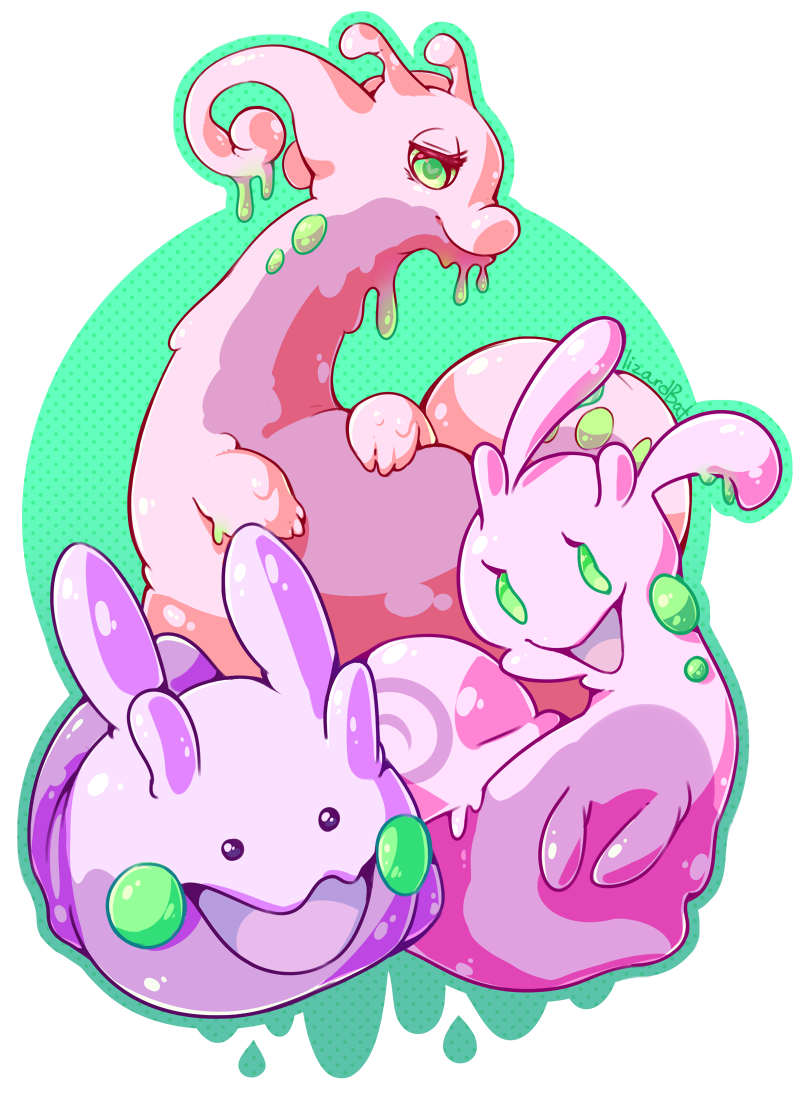Slimy Dragons