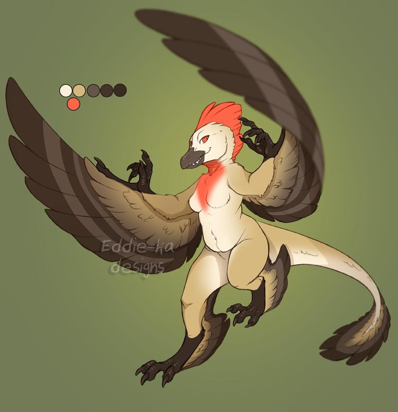 Microraptor Design