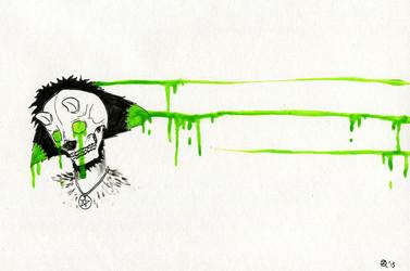 Skull/Green