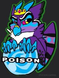 Poison Badge