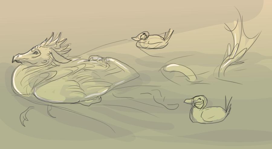 Dragon Paddle