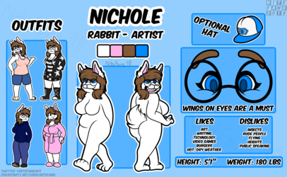 {P} Nichole 2018.5 Reference Sheet