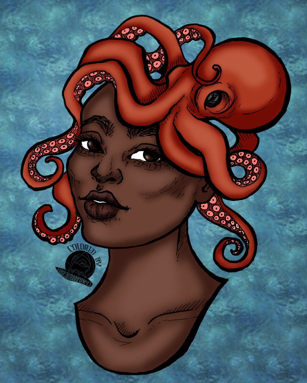 Most recent image: Love Me Some Tentacles