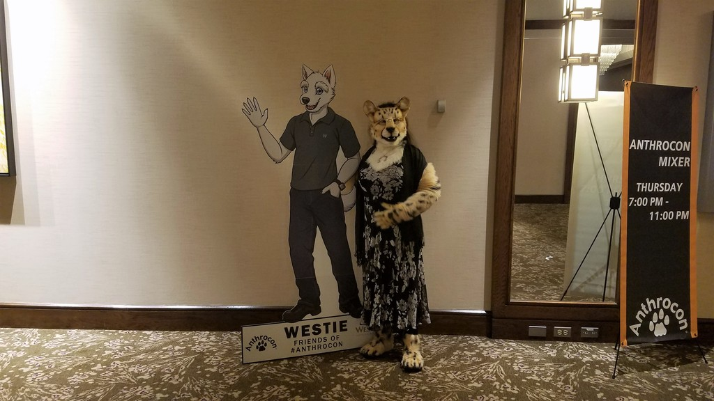 AC 2017: Shetani and Westie
