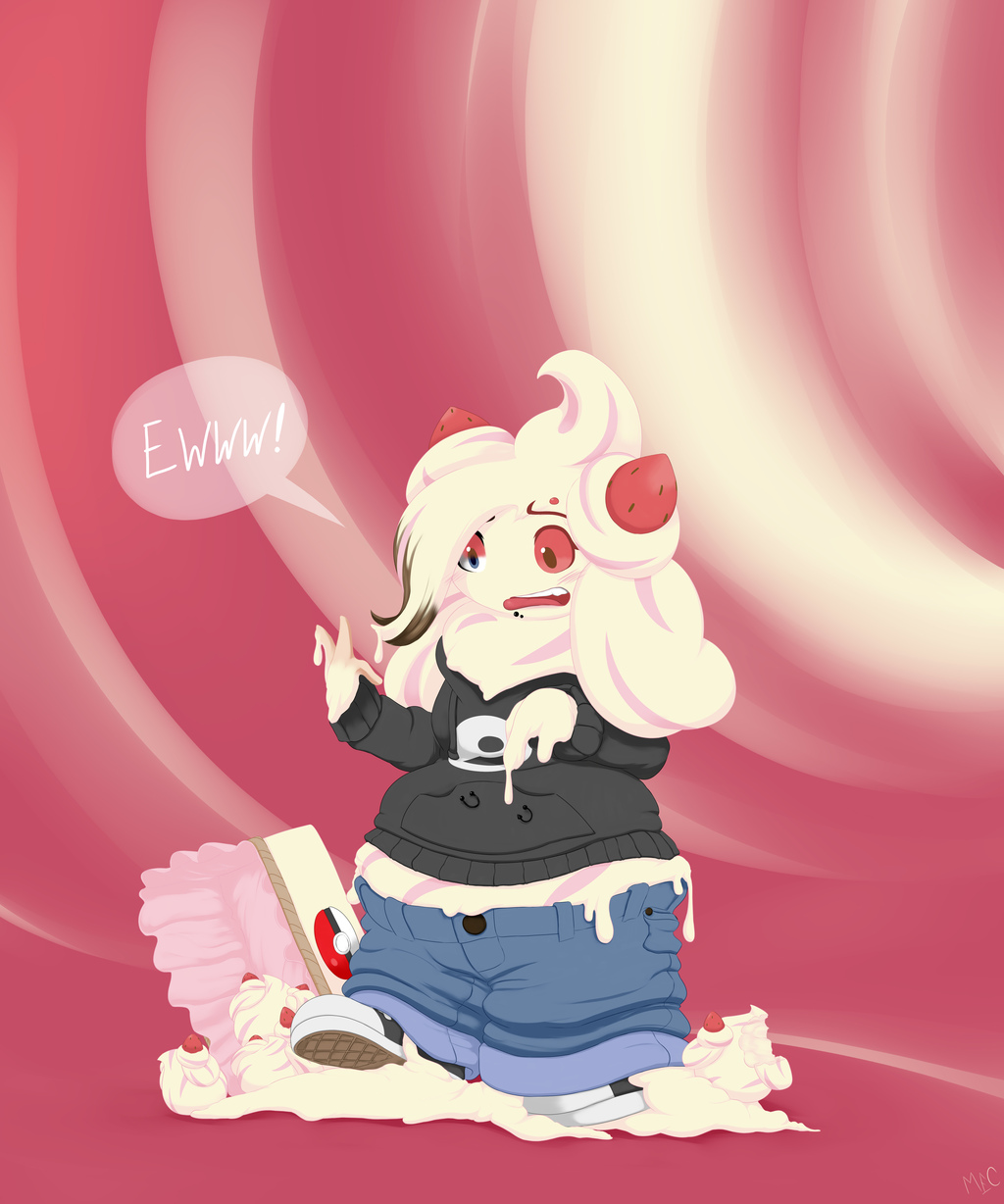 For Pokemon Only: Alcremie