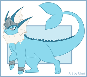 Vaporeon the Guard