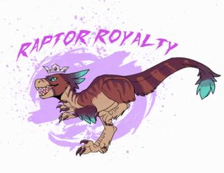 raptor royalty