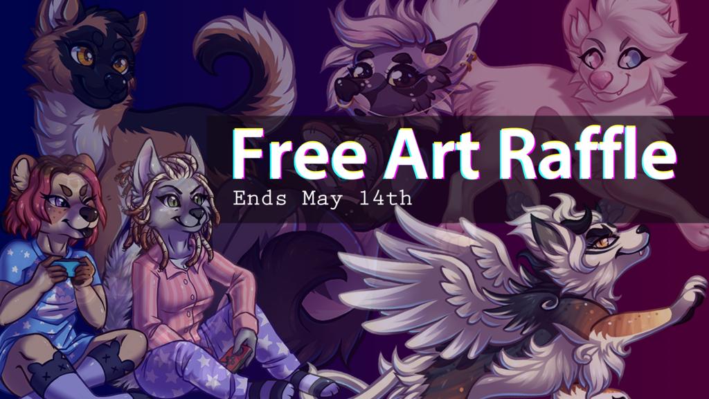 FREE ART RAFFLE / GIVEAWAY