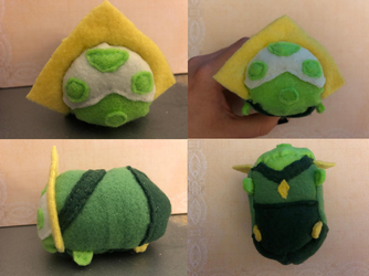 Steven Universe Peridot Stacking Tsum Plush For Sale