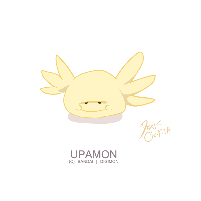 Derpymon - Upamon