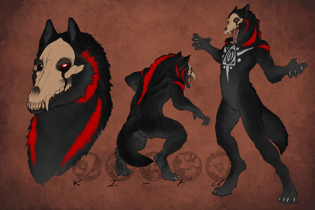 Eldanoth, the vengeful