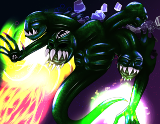 God of Chaos - Kayotic