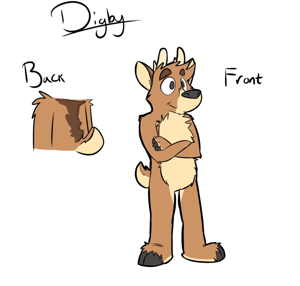 Most recent image: Digby Deer