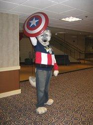 FWA 2012 - Day 2 - Captain Husky