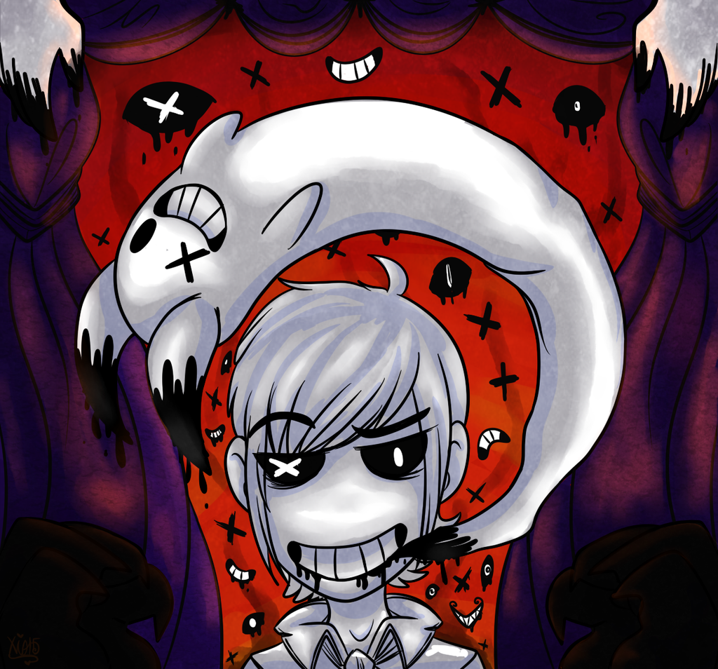 Oct 1 Ghost