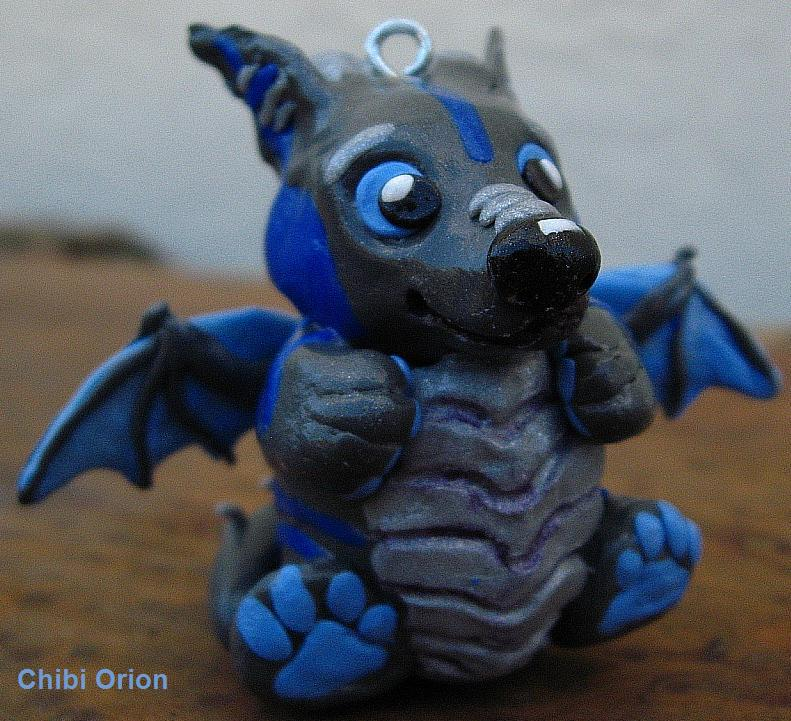 Most recent image: Chibi Orion Keychain Charm